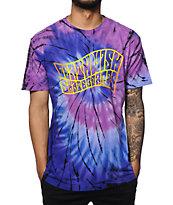 Deathwish Trippy Mane Tie Dye T-Shirt