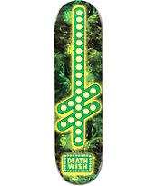 "Deathwish x Shake Junt Gang Logo 8.125"" Skateboard Deck"
