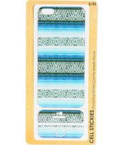 Desert Blanket iPhone 5 & 5s Sticker Case