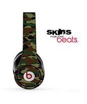 Design Skinz Beats Studio Camo Headphone Skin