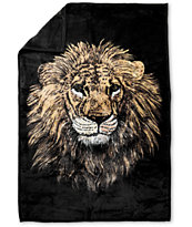 Diamond Fillmore Lion Blanket