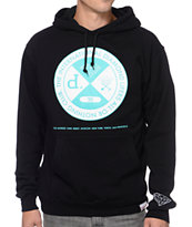 Diamond Supply Co All Or Nothing Black Pullover Hoodie