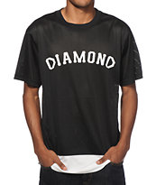 Diamond Supply Co Arc Mesh T-Shirt