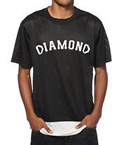 Diamond Supply Co Arc Mesh T-Shirt