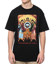 Diamond Supply Co Archangel Black Tee Shirt