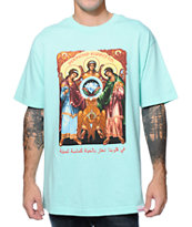 Diamond Supply Co Archangel Diamond Blue Tee Shirt