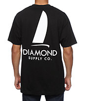 Diamond Supply Co Boat Life T-Shirt