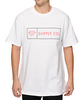 Diamond Supply Co Boxed In T-Shirt