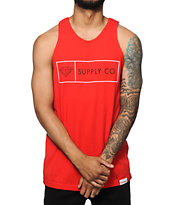 Diamond Supply Co Boxed In Tank Top