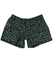 Diamond Supply Co Brilliant Black & Diamond Blue Boxers