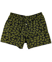 Diamond Supply Co Brilliant Black & Yellow Boxers