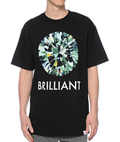 Diamond Supply Co Brilliant Black Tee Shirt