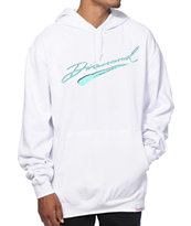Diamond Supply Co Brush Script Hoodie