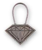 Diamond Supply Co Cable Lock Key Chain