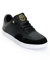Diamond Supply Co Capital Black Snake Skate Shoe