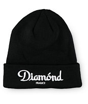 Diamond Supply Co Champagne Beanie