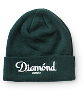 Diamond Supply Co Champagne Beanie