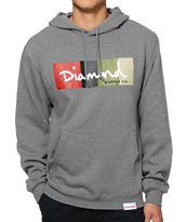 Diamond Supply Co Colors Hoodie