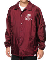 Diamond Supply Co Coveted Coach Jacket