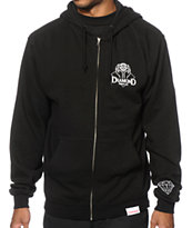 Diamond Supply Co Coveted Zip Up Hoodie