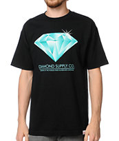 Diamond Supply Co Creators Black Tee Shirt