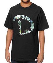 Diamond Supply Co D-Simple Black T-Shirt