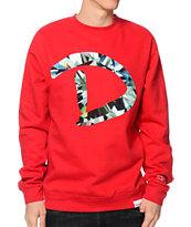 Diamond Supply Co D-Simple Crew Neck Sweatshirt