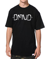 Diamond Supply Co DMND Gang Black Tee Shirt