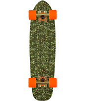 "Diamond Supply Co Diamond Life Camo  24"" Cruiser Complete Skateboard"