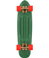 "Diamond Supply Co Diamond Life Green 24"" Cruiser Complete Skateboard"