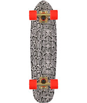 "Diamond Supply Co Diamond Life Snake  24"" Cruiser Complete Skateboard"