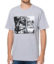Diamond Supply Co Diamond Street Grey Tee Shirt