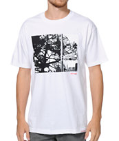 Diamond Supply Co Diamond Street White Tee Shirt