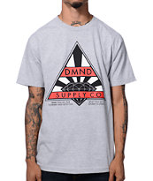 Diamond Supply Co Eternal Heather grey Tee Shirt