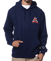 Diamond Supply Co Eternal Navy Pullover Hoodie
