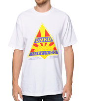 Diamond Supply Co Eternal White Tee Shirt