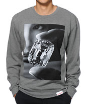 Diamond Supply Co Focus Crew Neck Sweatshirt
