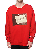 Diamond Supply Co Font Crew Neck Sweatshirt