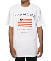 Diamond Supply Co Founders T-Shirt