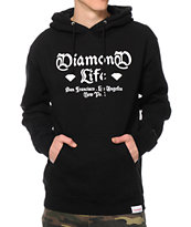 Diamond Supply Co Gang Pullover Hoodie