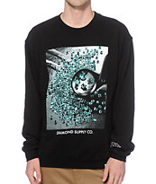 Diamond Supply Co Gem Quality Crew Neck Sweatshirt