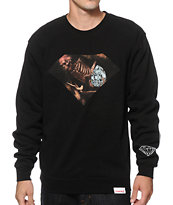 Diamond Supply Co Grave Diggers Crew Neck Sweatshirt