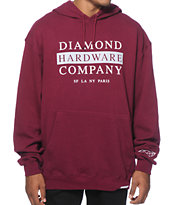 Diamond Supply Co Hardware Stack Hoodie