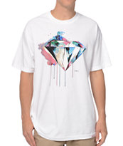 Diamond Supply Co I Art You White Tee Shirt