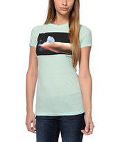 Diamond Supply Co Imprint Mint Tee Shirt