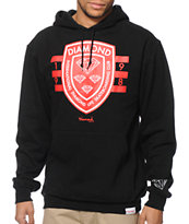 Diamond Supply Co International Skateboarding Hoodie