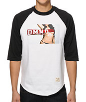 Diamond Supply Co Jenny Baseball T-Shirt