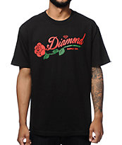 Diamond Supply Co La Rosa T-Shirt