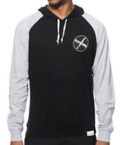 Diamond Supply Co Lightning Hooded Shirt