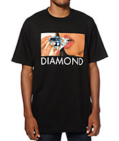 Diamond Supply Co Lips T-Shirt